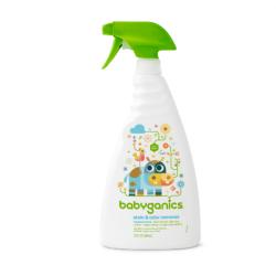 Babyganics Stain & odor Remover - Fragrance free