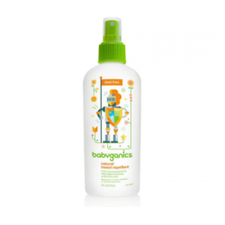 BabyGanics Natural Insect Repellent DEET-Free 6oz