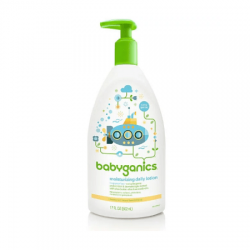 Babyganics Extra Gentle Daily Lotion - Fragrance Free 502ml