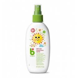 Babyganics SPF-50 Sunscreen Spray 6oz