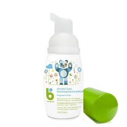 Babyganics Alcohol Free Foaming Hand Sanitizer - 50ml