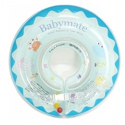 Babymate Baby Neck Floating Ring - Blue