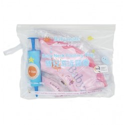Babymate Baby Neck Floating Ring - Pink