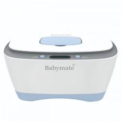 Babymate Baby Wipes Warmer - Blue