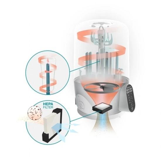 Babymoov Turbo Pure Bottle Sterilizer & Dryer