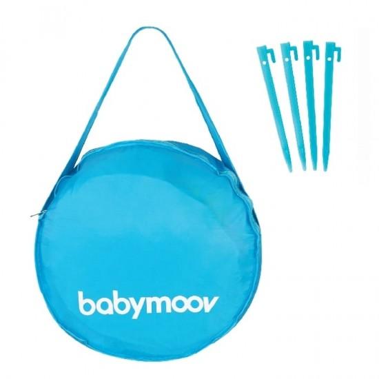Babymoov Aquani 3-in-1 UV Tent + Play Area + Paddling Pool