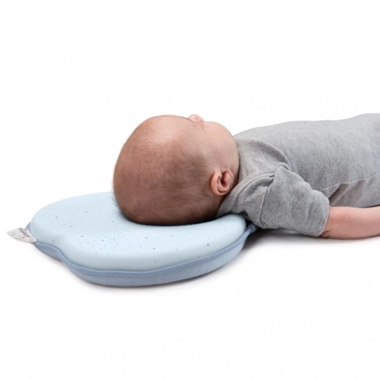 Babymoov Lovenest Baby Pillow - Sky Blue