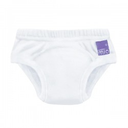 bambino mio Potty Training Pant - White ( 18 to 24 months)