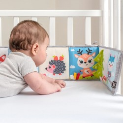 Benbat Double sided baby book