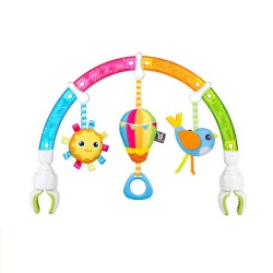 Benbat Dazzle Friends Multi-Skills Rainbow Play-Arch