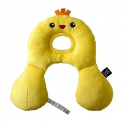 BenBat Travel Friends Headrest  - Chick (0 - 12 months)