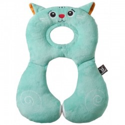 BenBat Travel Friends Headrest - Cat (1 - 4 years)