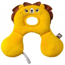 BenBat Travel Friends Headrest - Lion (0 - 12 months)