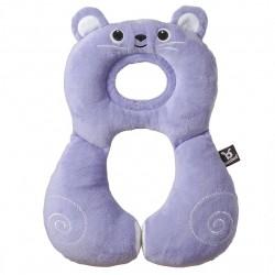 BenBat Travel Friends Headrest - Mouse (1 - 4 years)