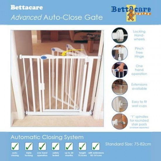 Bettacare Auto close Door Gate Standard (75 - 82 cm )