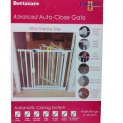 Bettacare Auto Close Gate Xtra Narrow 61cm - 66.5cm