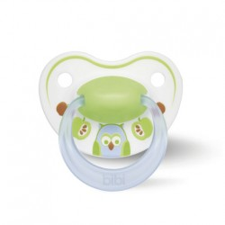 bibi Happiness soother with dental silicone teat - Play with us