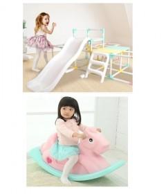 Rocking Horse & Slide