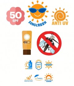 Sun Protect and Anti-bug