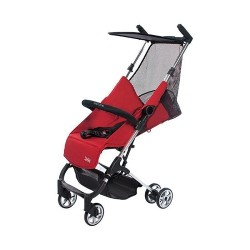 b&h Swiss Atlas Compact Stroller - Red