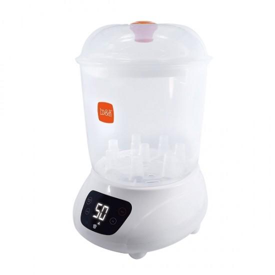 b&h digitial Feeding Bottle Steriliser & Dryer
