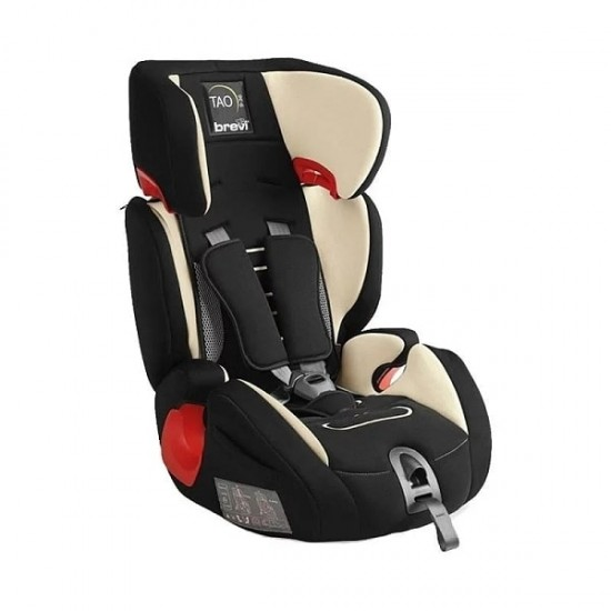 Brevi TAO b.fix Car Seat - Ivory