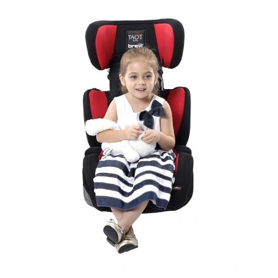 Brevi TAO b.fix Car Seat - Red
