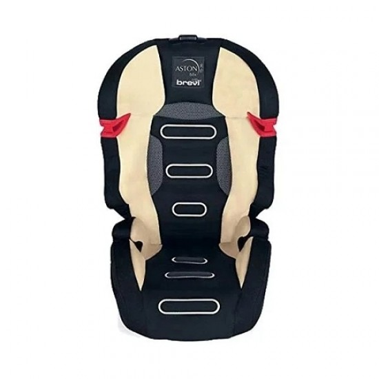Brevi Aston b.fix Car Seat - Ivory