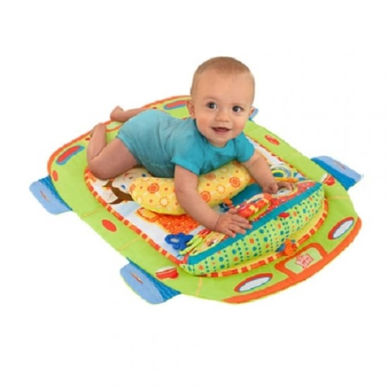 bright starts Tummy Cruiser™ Prop & Play Mat