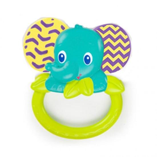 Bright Starts Flexi-Zoo Teether