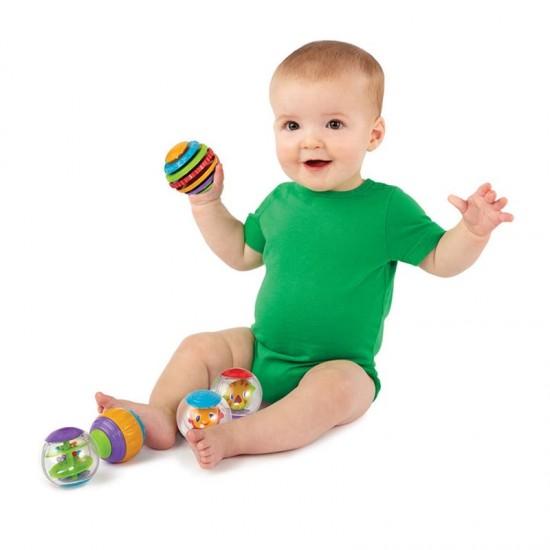 bright starts shake & spin activity balls