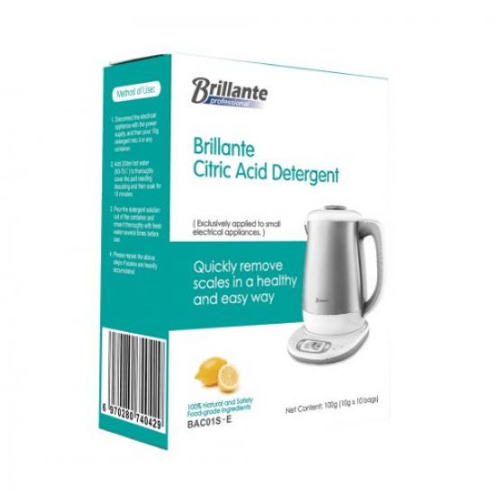 Brillante Citric Acid Detergent