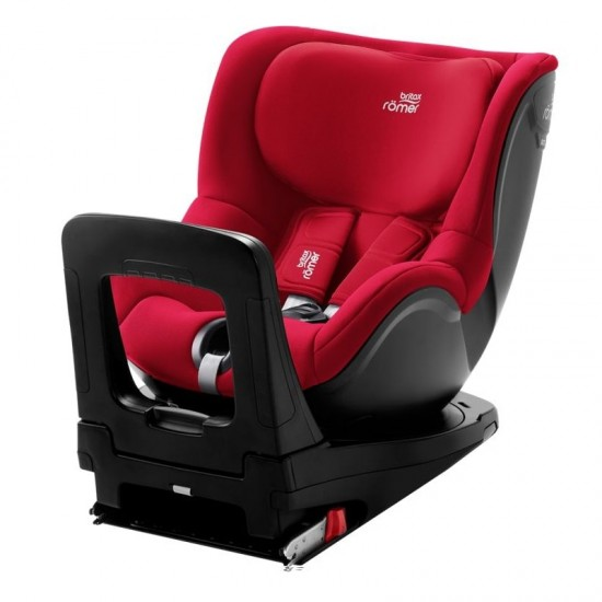 Britax DUALFIX I-SIZE carseat - Red (2000030771)