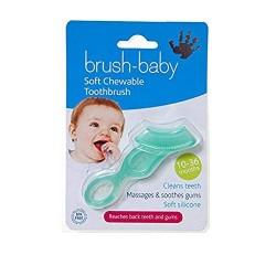 Brush-Baby Soft Chewable Toothbrush