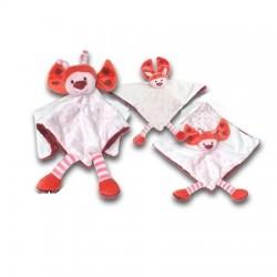 Bubble Baby Comforter - Ladybug