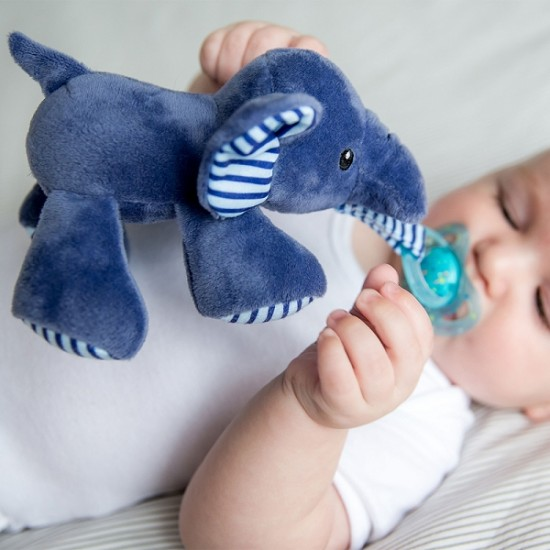 Bubble Soother Buddy - Ryan the Elephant