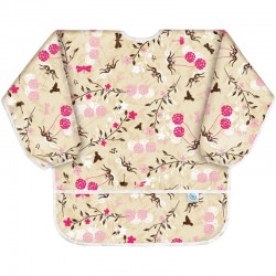 Bumkins Waterproof Child Smocks - Flutter Floral