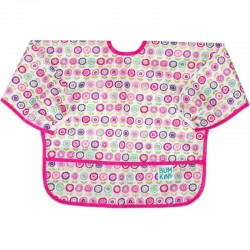 Bumkins Waterproof Child Smocks - Bloom