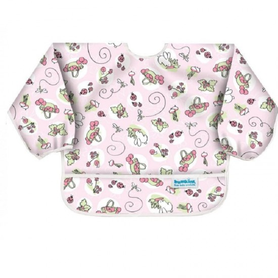 Bumkins Waterproof Child Smocks - Bunny Patch