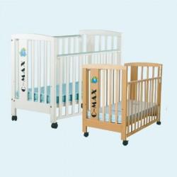 "C-Max Baby Cot (501) - 24"" x 43.5"""