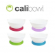 CaliBowl 12oz Non-Spill Toddler Suction Bowl w/ Lid