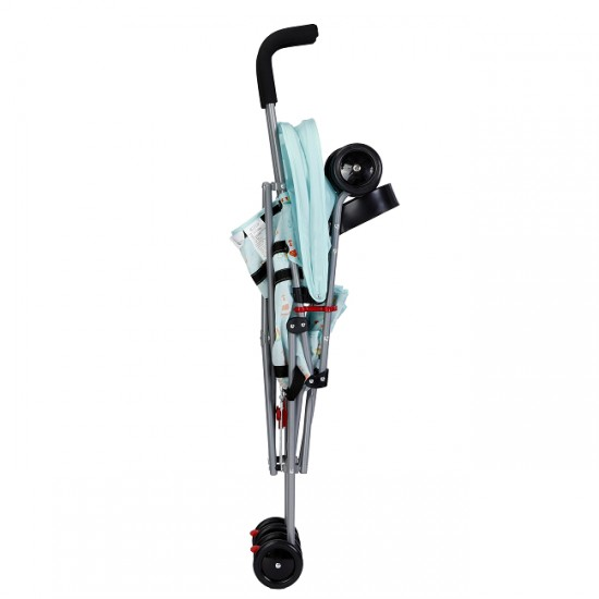 California Bear Stick Buggy Light Stroller - Blue