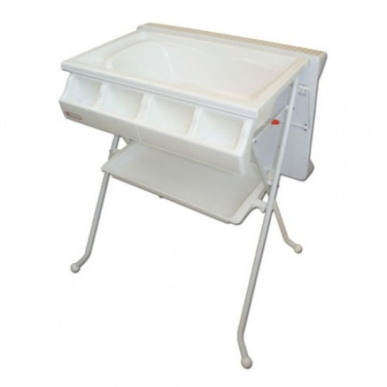 California Bear Cozy Bathing and Changing Table
