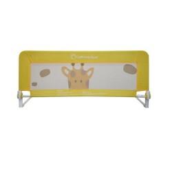 California Bear Embedded Bed Rail (120cm/Embedded 8cm) - Giraffe