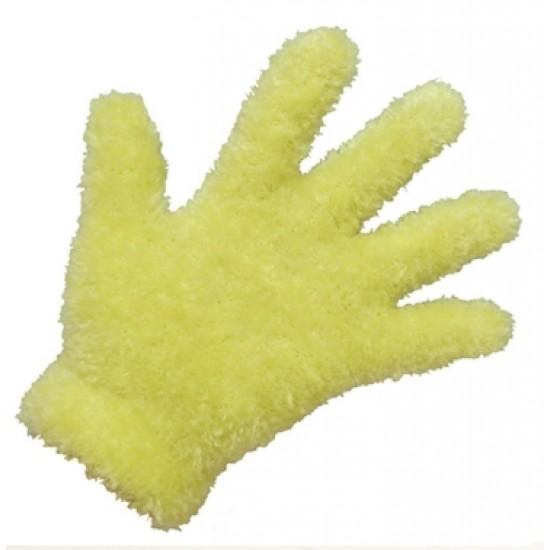 California Bear Cornstarch Baby Bath Glove - Finger