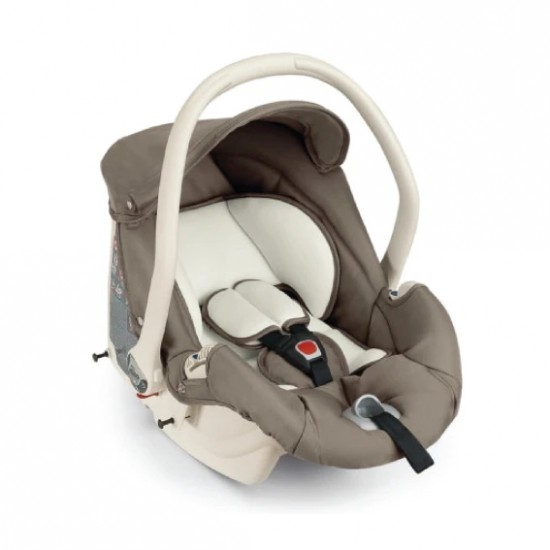 CAM Area Zero+ Safety Car Seat - Brown
