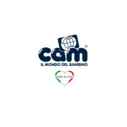 CAM Campione highchair - Beige Bear