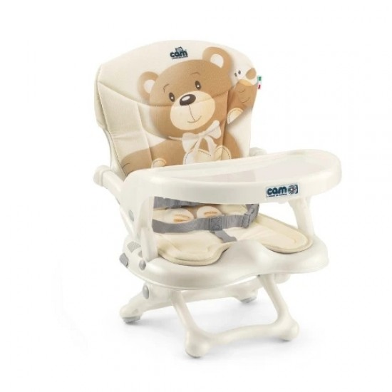 CAM Smarty Pop booster seat - Bear