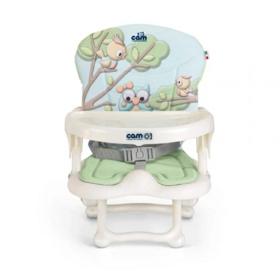 CAM Smarty Pop booster seat - Owl