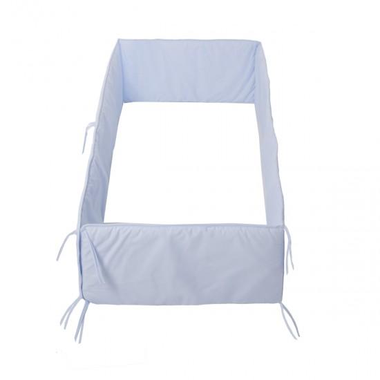 Cambrass Cot Bumper,  360 x 30 cm - Blue (82) (31405)